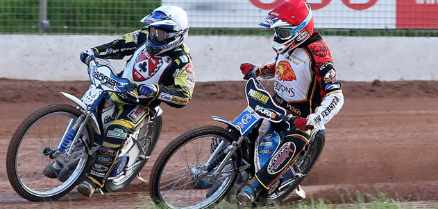 Harris On Fine Form Guesting For Belle Vue