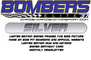 Bombers Elite Silver