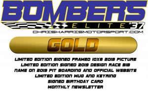 Bombers Elite Gold