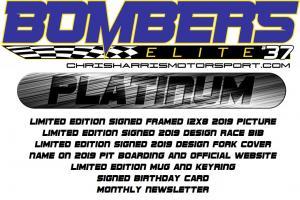Bombers Elite Platinum